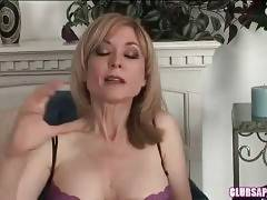 Nina Hartley Is Ready To Play Submissive Part 1