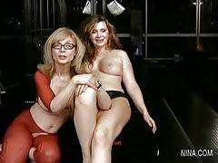 Nina - Nica Noelle Nina Hartley