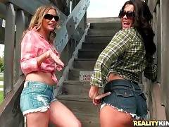 Lovely Emily Briar Is Visiting Hot Brianna Ray 1