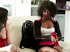 Lesbian Beauties #12, Scene #01. Misty Stone, Sovereign Syre