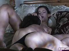 ClubSapphic - Melissa Monet's Home is Georgi...